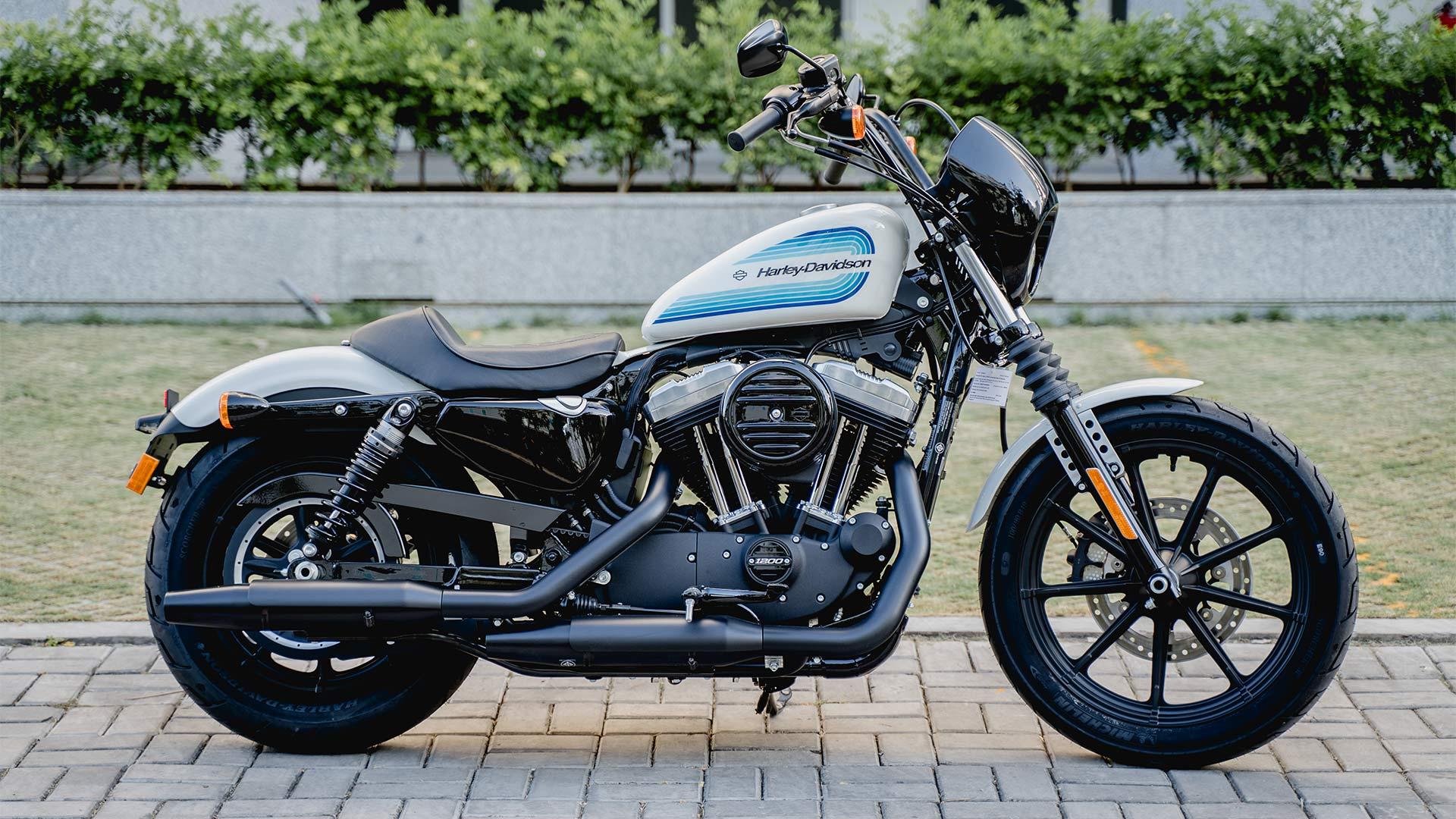 Đánh giá dàn mô tô hạng sang Harley-Davidson trên Tiki