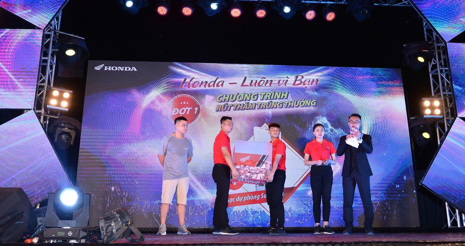 """Honda Việt Nam tiếp tục triển khai  chương trình """"Honda – Luôn vì bạn 2019"""""""