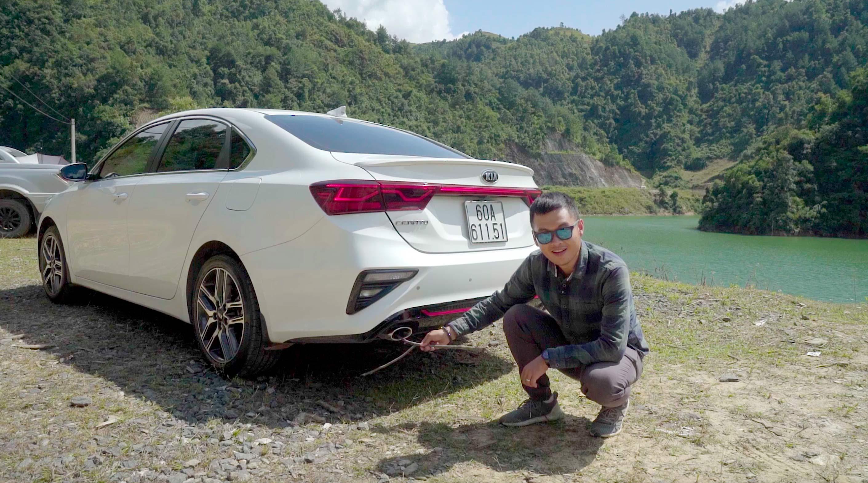 Đánh giá Kia Cerato 2.0AT Premium 2019: Đẹp, giá hợp lý