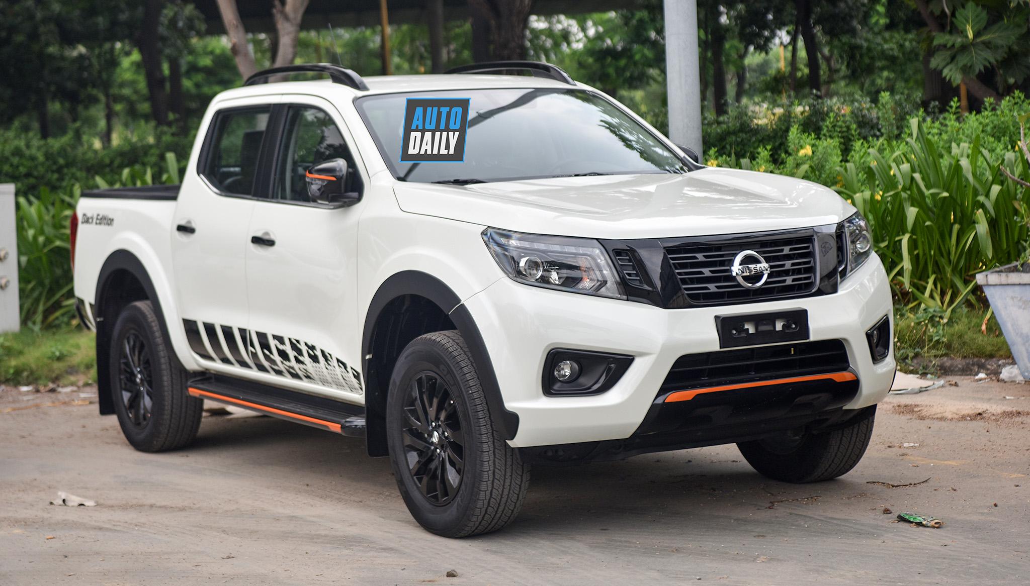 Diện kiến Nissan Navara Black Edition sắp ra mắt tại Việt Nam