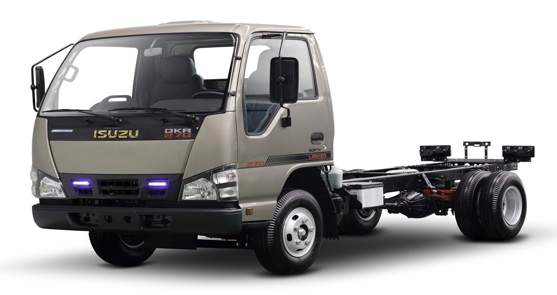 Isuzu Việt Nam ra mắt xe tải QKR North Limited cho thị trường miền Bắc