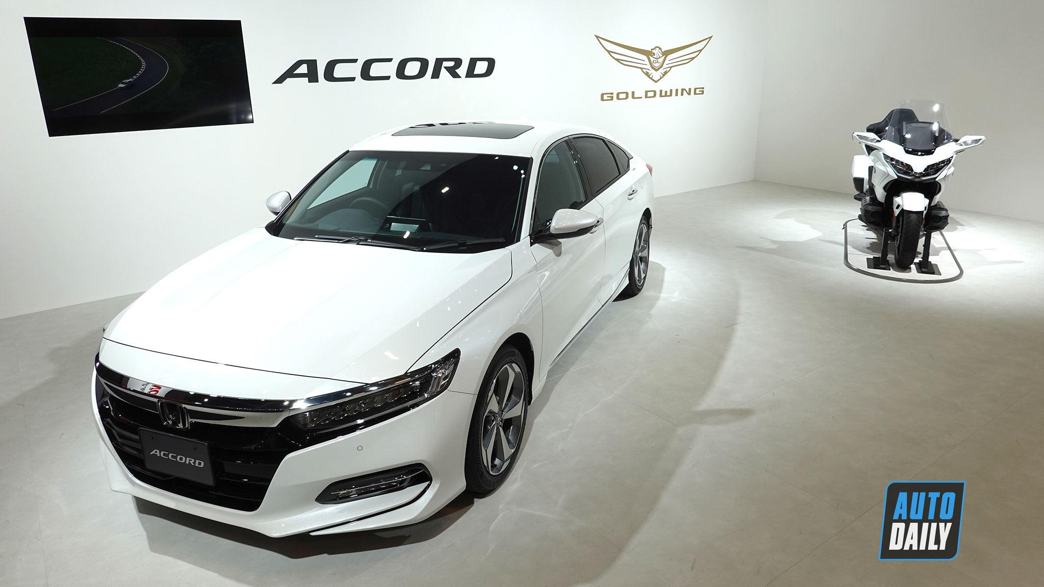 Soi nhanh Honda Accord 2020, khác biệt thế nào so với Accord tại Việt Nam