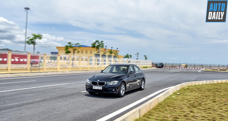 BMW 320i: Sedan thể thao cho phụ nữ cá tính, tại sao không?