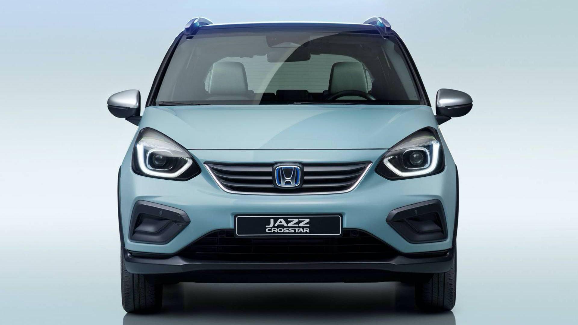 Honda Jazz 2020 phiên bản hybird dành riêng cho thị trường châu Âu, ra mắt vào năm sau