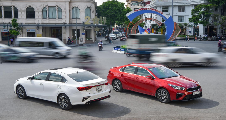 Kia Ceraro 2.0 AT Premium:  Đẳng cấp tiện nghi, thăng hoa cùng cảm giác lái