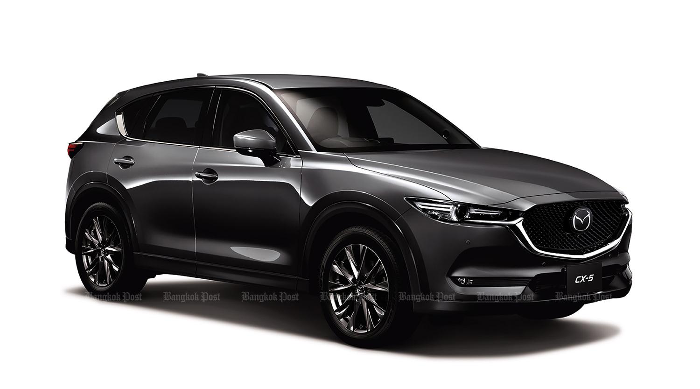 Mazda CX-5 2019 thêm động cơ tăng áp 2.5L mới, giá từ 61.359 USD