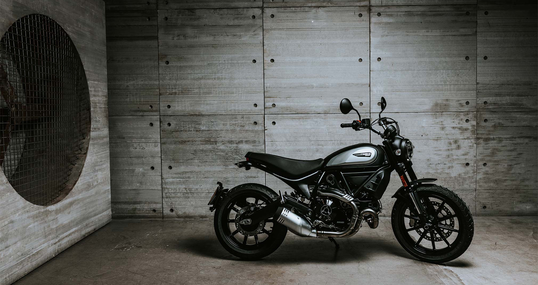 """Ducati Scrambler Icon Dark 2020 giá """"mềm"""" ra mắt"""