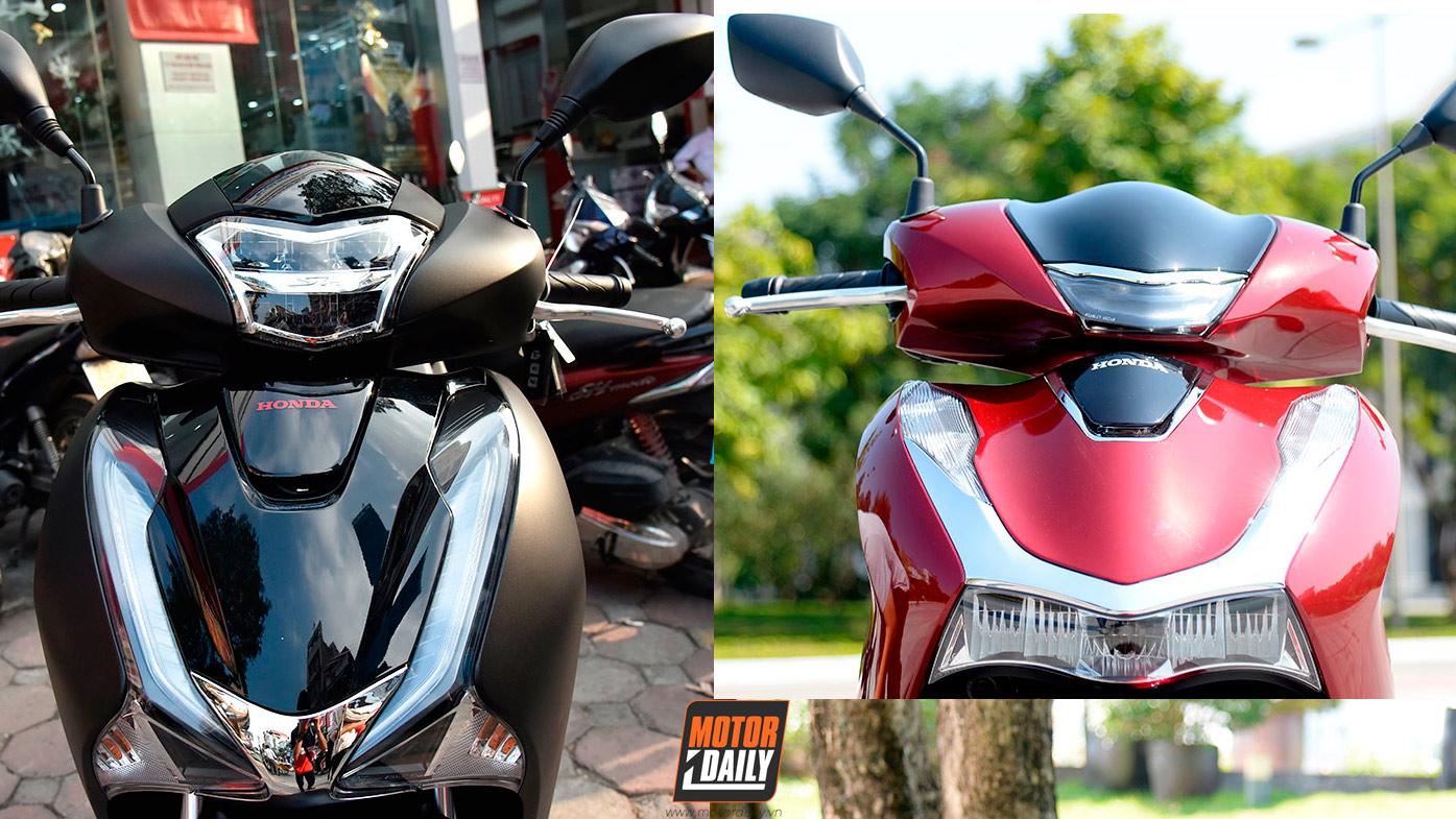 So sánh Honda SH 2020 và SH 2019: Đời cũ đẹp hơn nhiều?