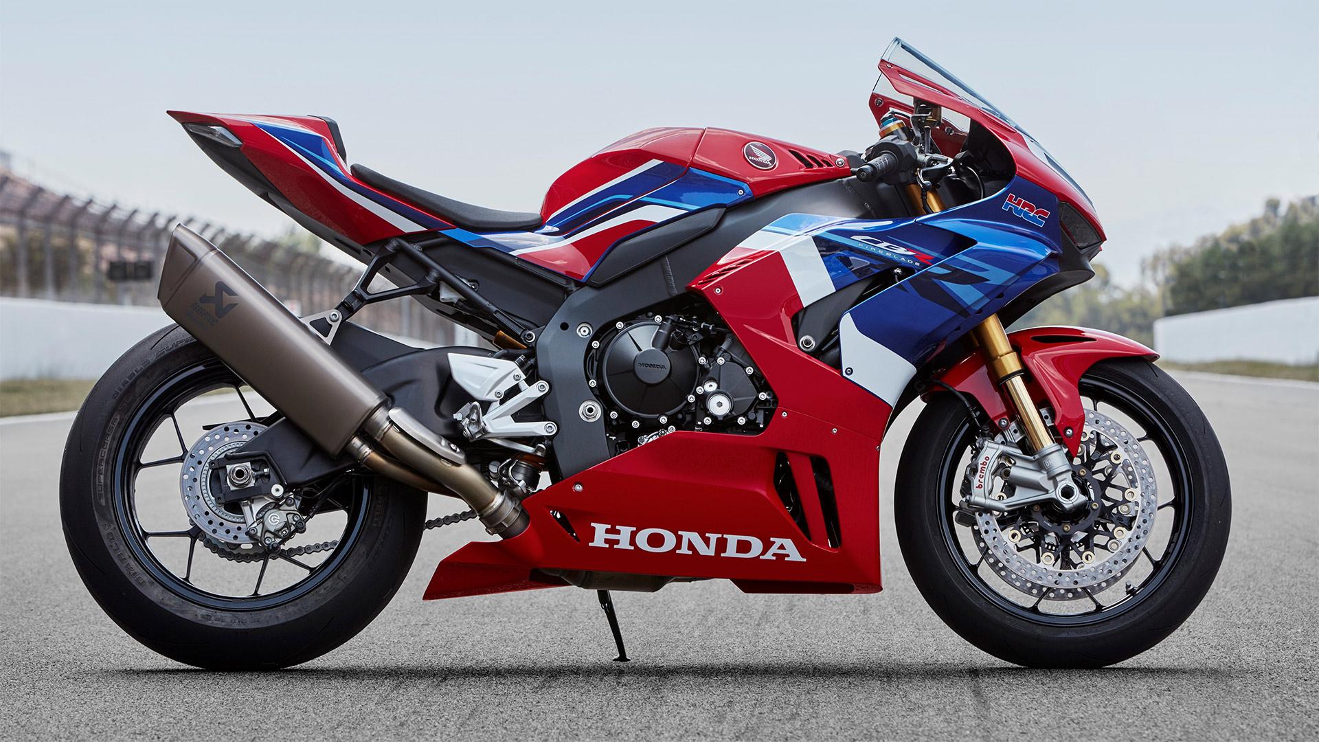 Chi tiết superbike Honda CBR1000RR-R Fireblade SP 2020
