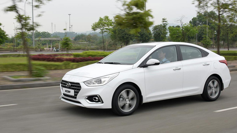 Hyundai Accent tiếp tục là mẫu xe bán chạy nhất của TC Motor tháng 10/2019