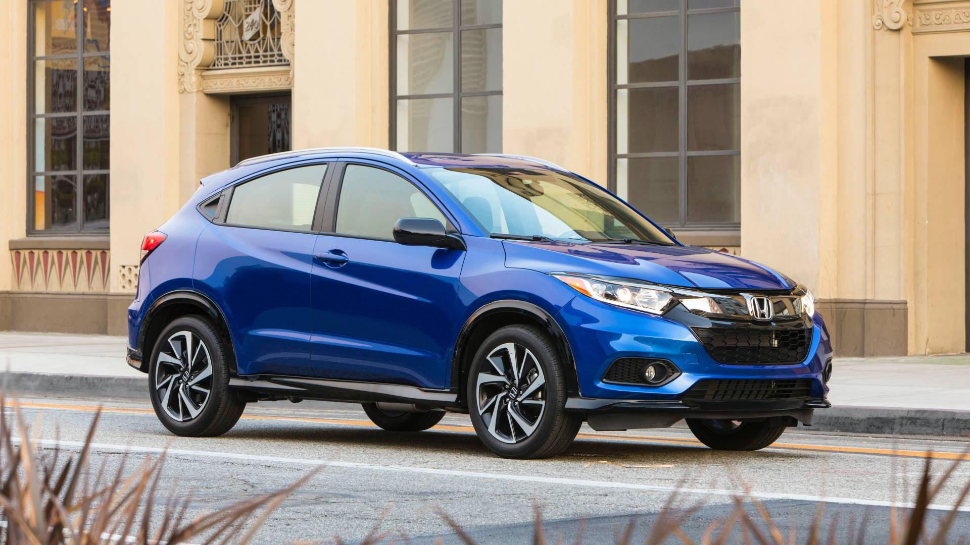 Honda HR-V 2020 tăng giá nhẹ, khởi điểm từ 21.915 USD