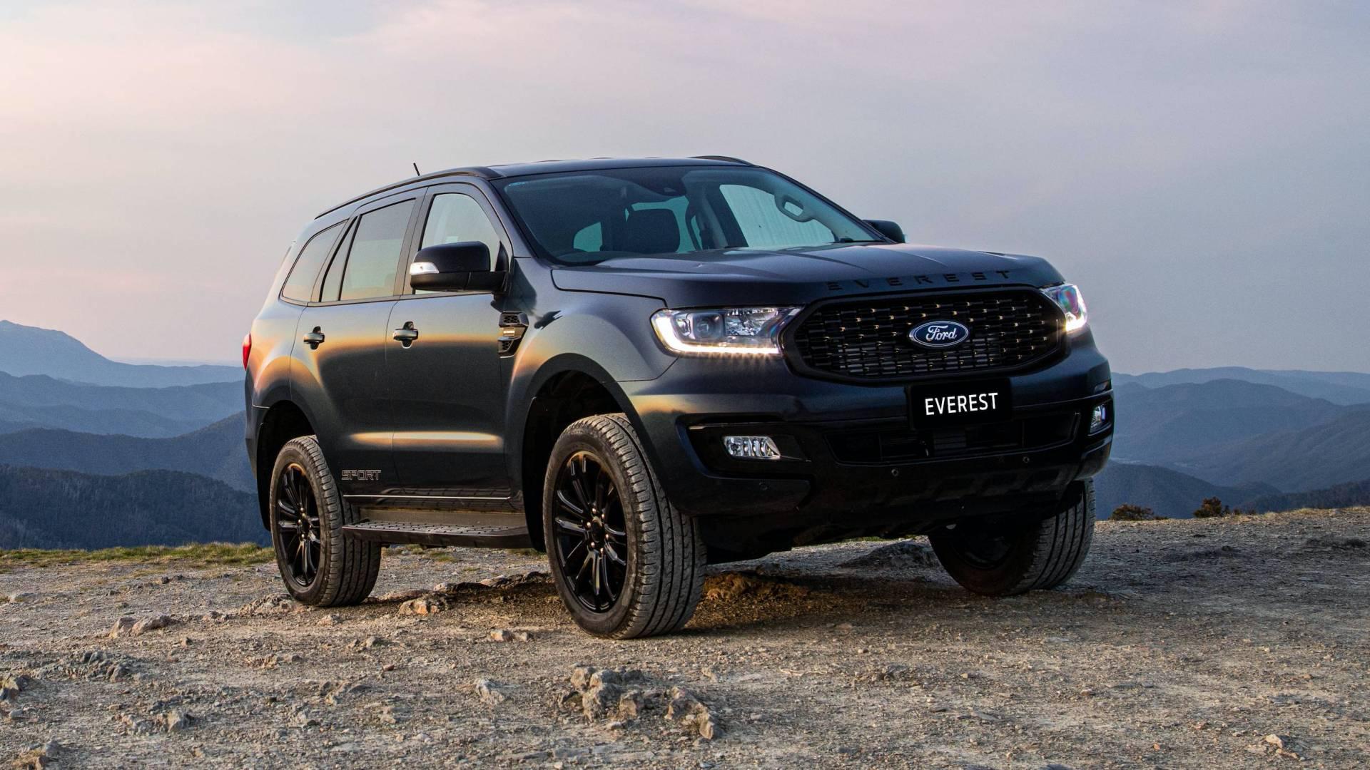 Ford Everest Sport 2020 ra mắt tại Thái Lan, giá từ 46.327 USD