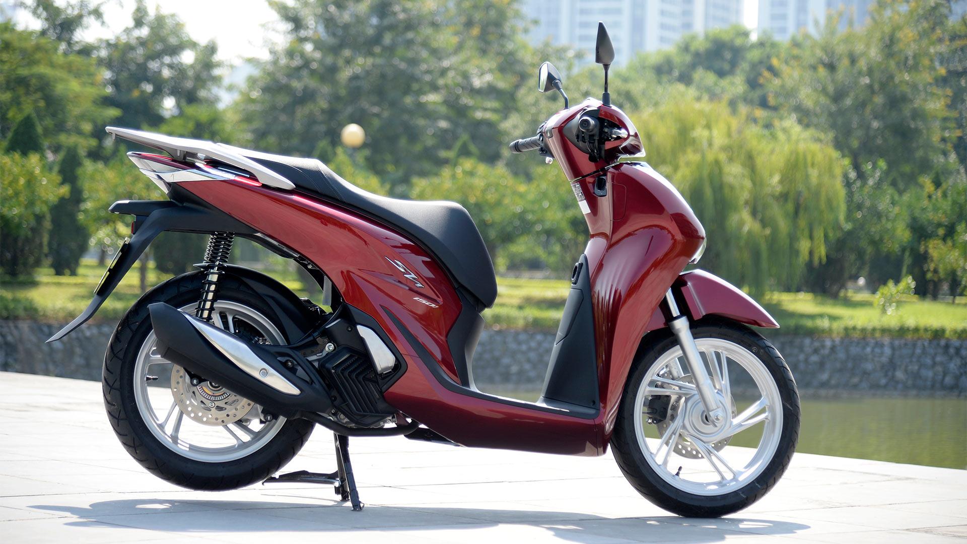 Lùi ngày mở bán Honda SH 150i 2020