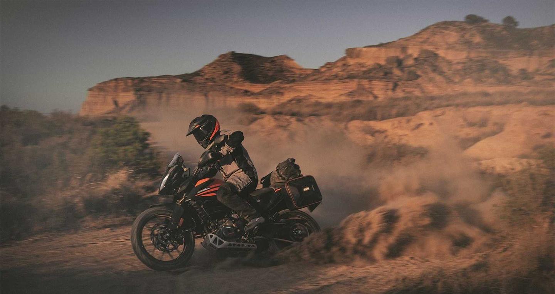 KTM 390 Adventure 2020 – Mẫu xe địa hình mới cho các tín đồ mê phượt
