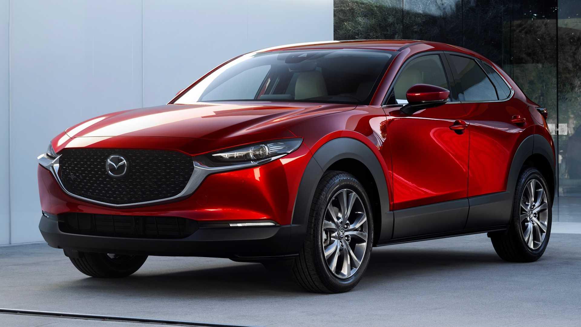 Mazda CX-30 chốt giá từ 34.290 USD tại ĐNÁ