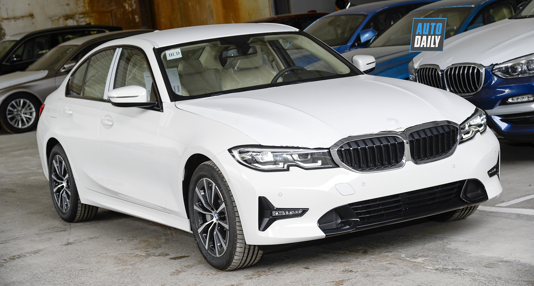 BMW 3-Series 2019 phiên bản giá rẻ hơn về Việt Nam