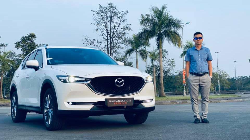 Đánh giá New Mazda CX-5 Premium: Crossover Full Option dưới 1 tỷ