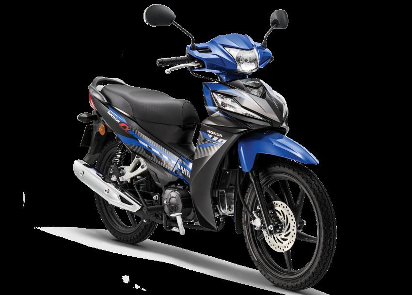 Honda Wave Alpha 2020 ra mắt tại Malaysia, giá từ 24 triệu