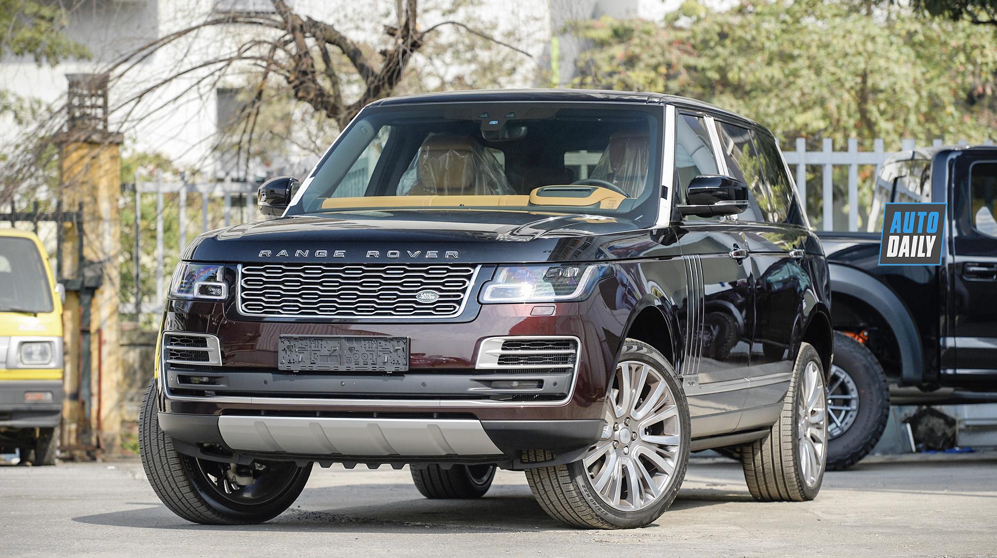 Chi tiết Range Rover SVAutobiography 2019 17,5 tỷ tại Việt Nam