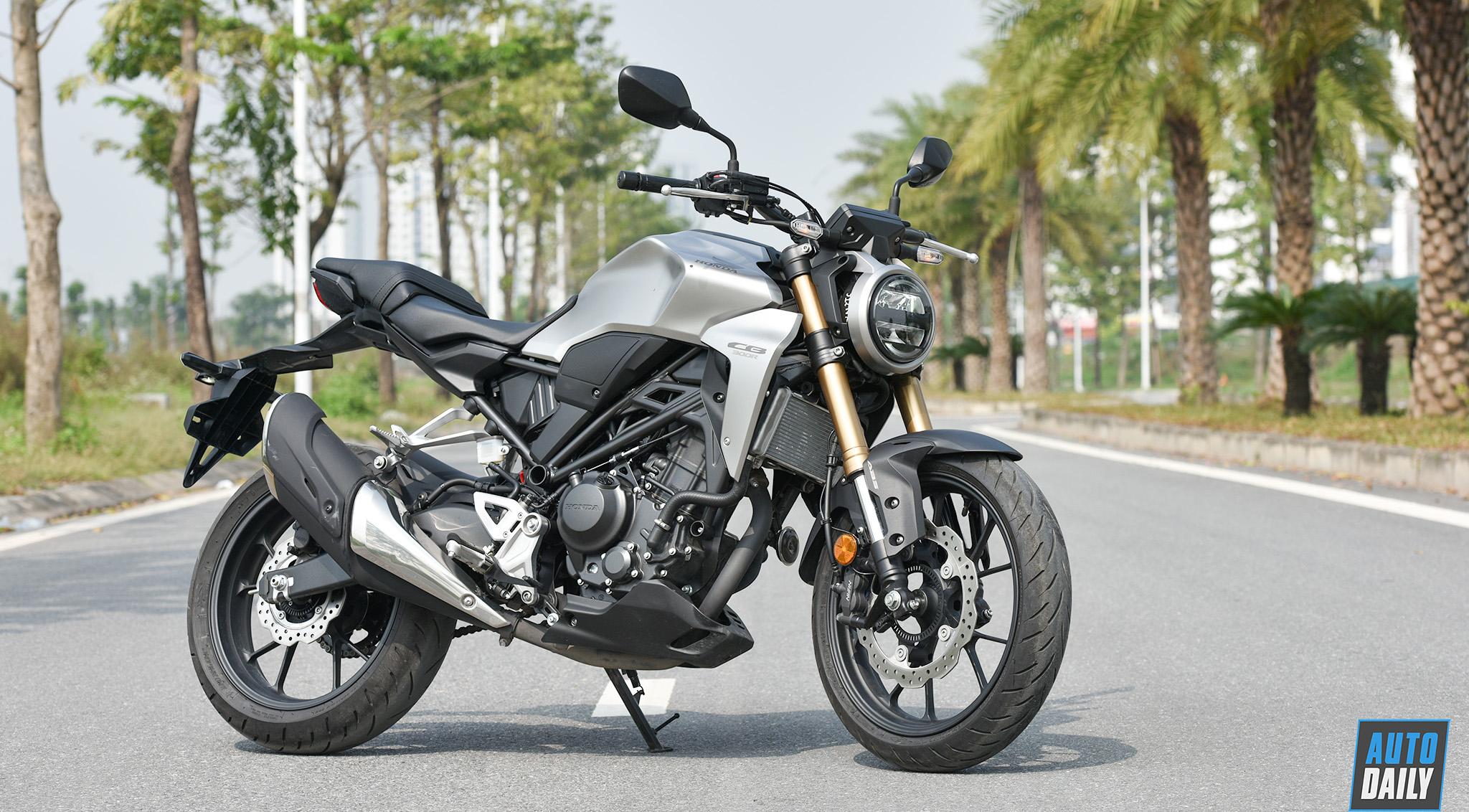 Đánh giá chi tiết Honda CB300R 2019 giá 140 triệu