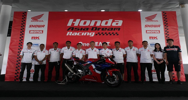 Đội đua Honda Asia-Dream Racing with SHOWA thông báo kế hoạch đua xe mùa giải 2020