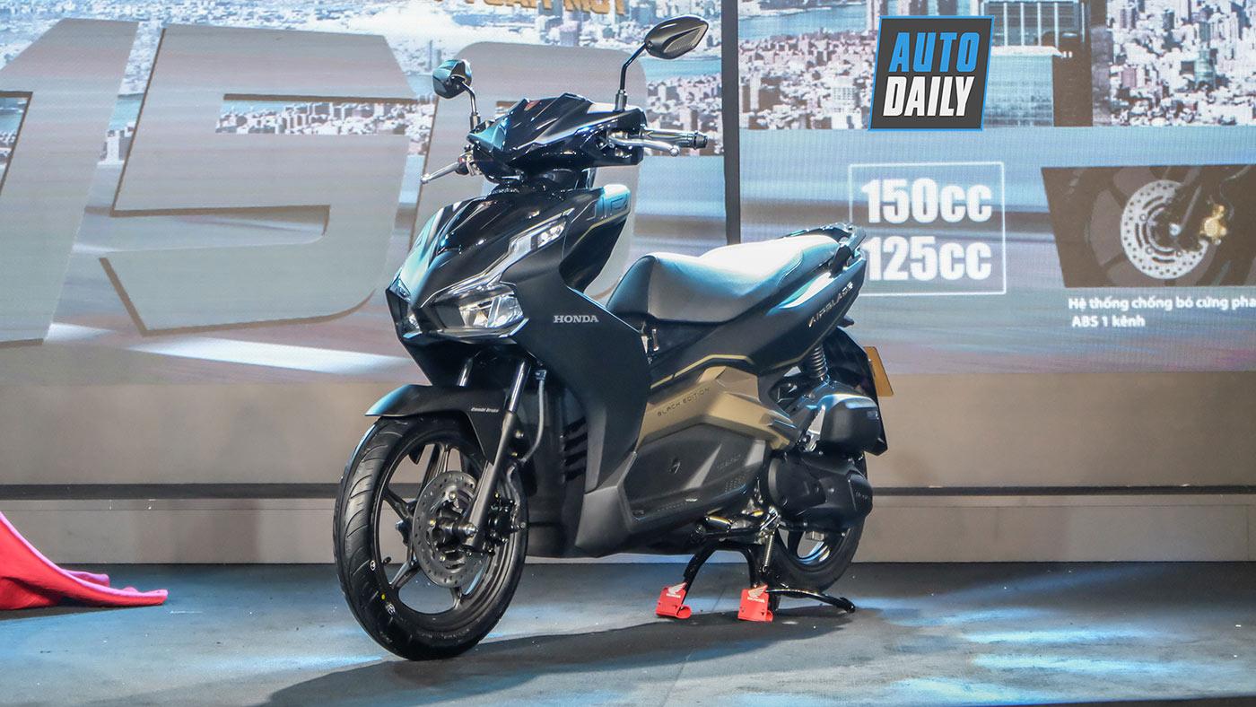Soi chi tiết Honda Air Blade 2020 giá từ 41,2 triệu đồng