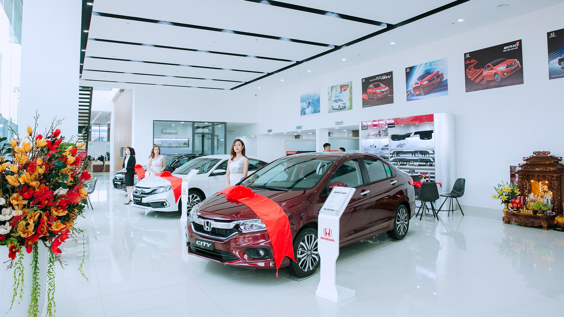 Khai trương Đại lý Honda Ôtô Quảng Bình - Đồng Hới