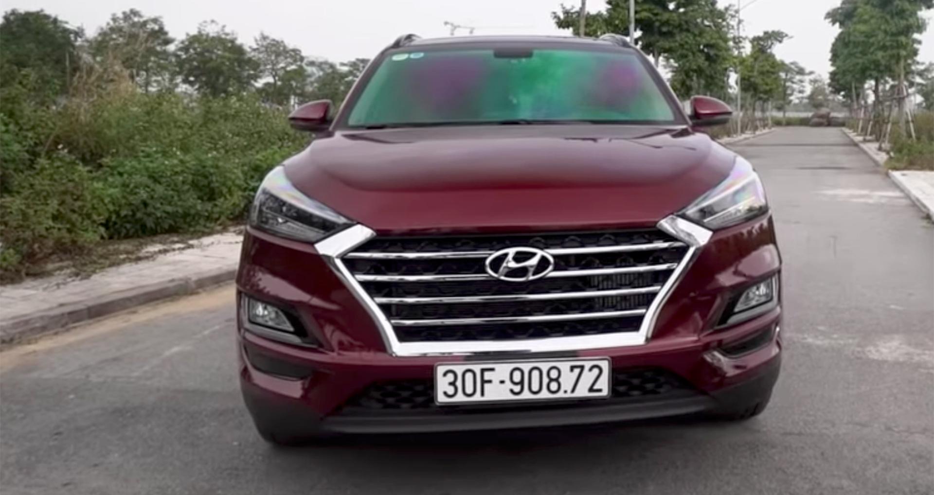 Đánh giá Hyundai Tucson 2020: Dân buôn thích vì giữ giá, Honda CRV 2020 và Mazda CX 5 2020 phải e dè