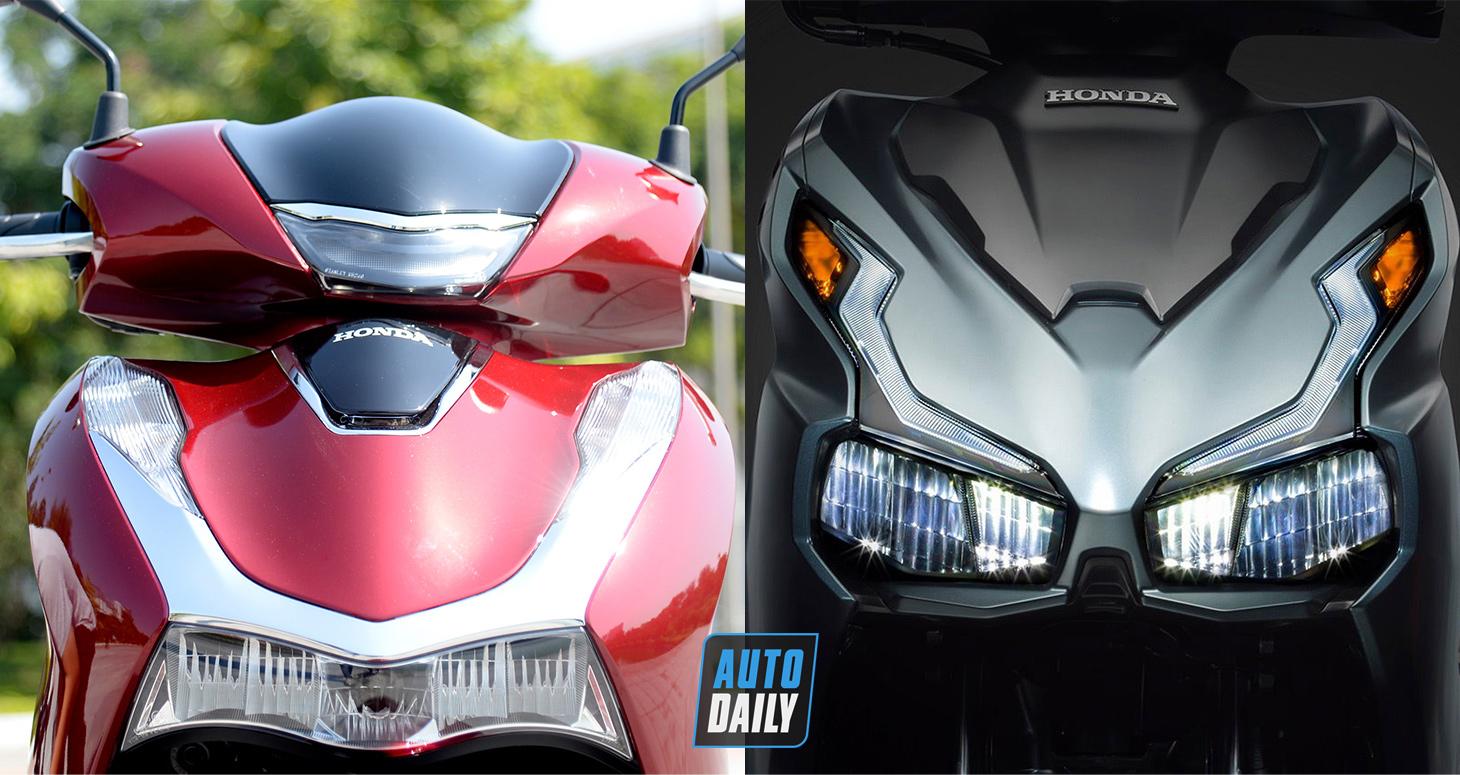 Top 5 xe máy mới 2020 tại Việt Nam: Honda Sh, Air Blade 2020 hứa hẹn GÂY SỐT