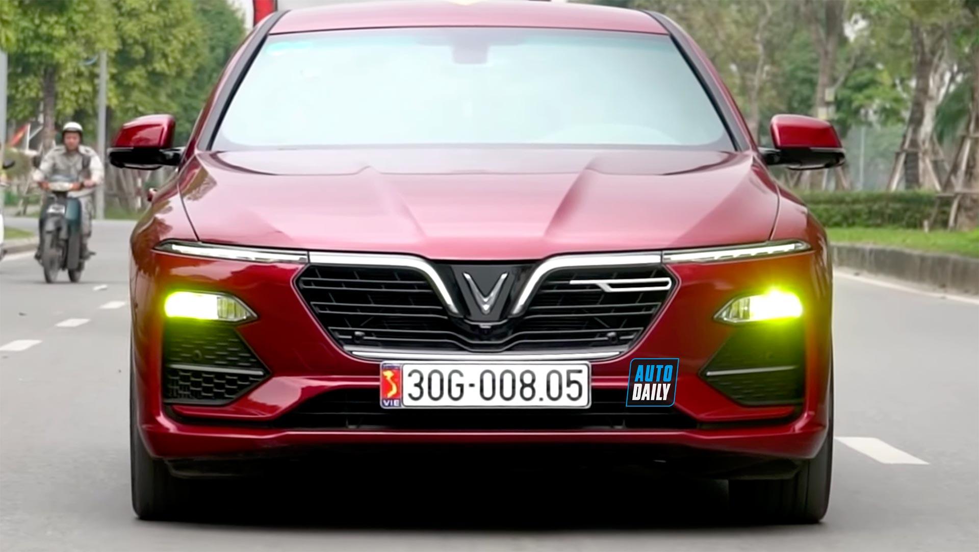 Đánh giá xe Vinfast Lux A 2.0 2020: Người dùng KHEN CHÊ