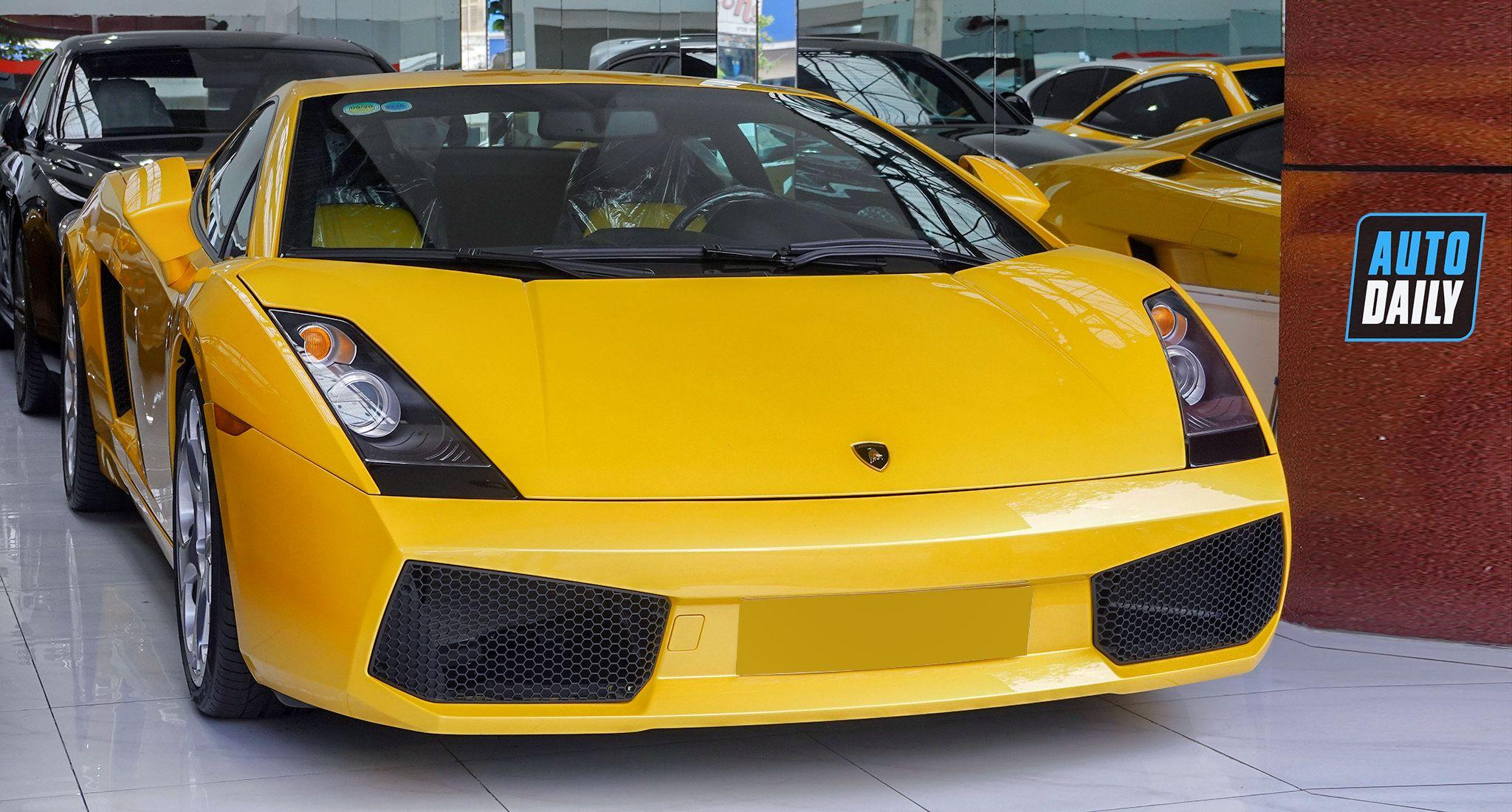 Hồi sinh huyền thoại Lamborghini Gallardo đẹp như mới tại Việt Nam