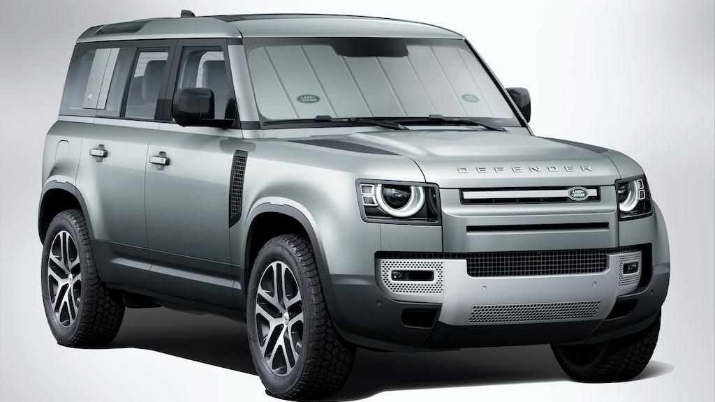 Land Rover Defender mới chốt giá từ 3,715 tỷ đồng tại Việt Nam