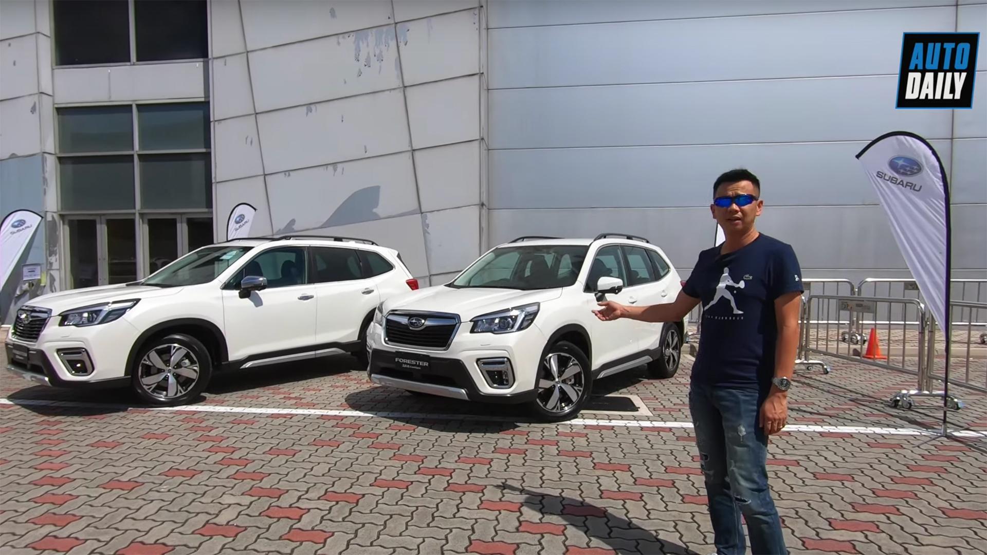 Đánh giá xe Subaru Forester 2020: thêm hàng tá công nghệ cạnh tranh CRV và CX5