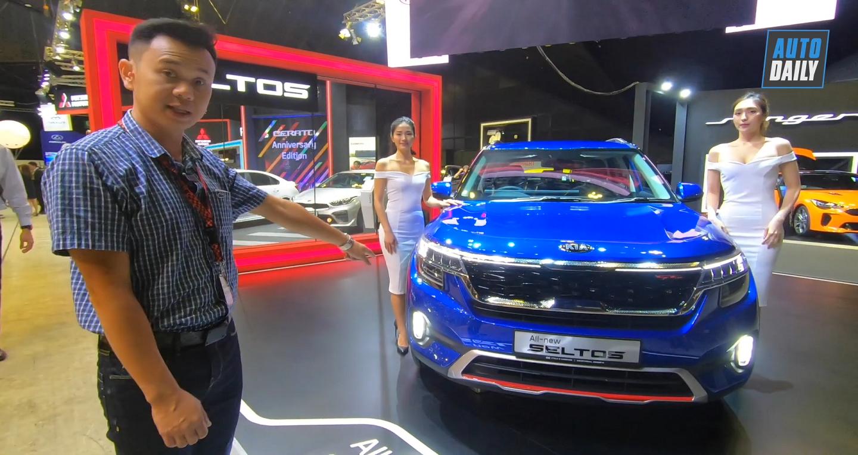 Đánh giá Kia Seltos 2020: Đối thủ đáng gờm của Honda HR-V, Ford Ecosport