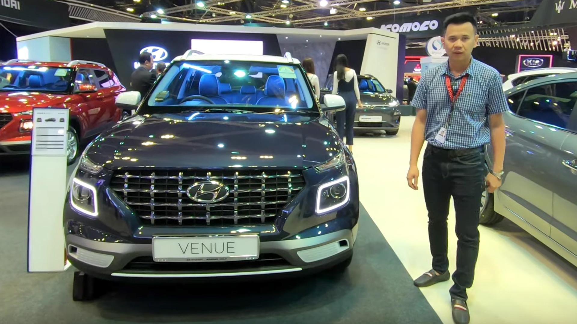 Đánh giá Hyundai Venue 2020: SUV rẻ nhất của Hyundai sẽ về Việt Nam?