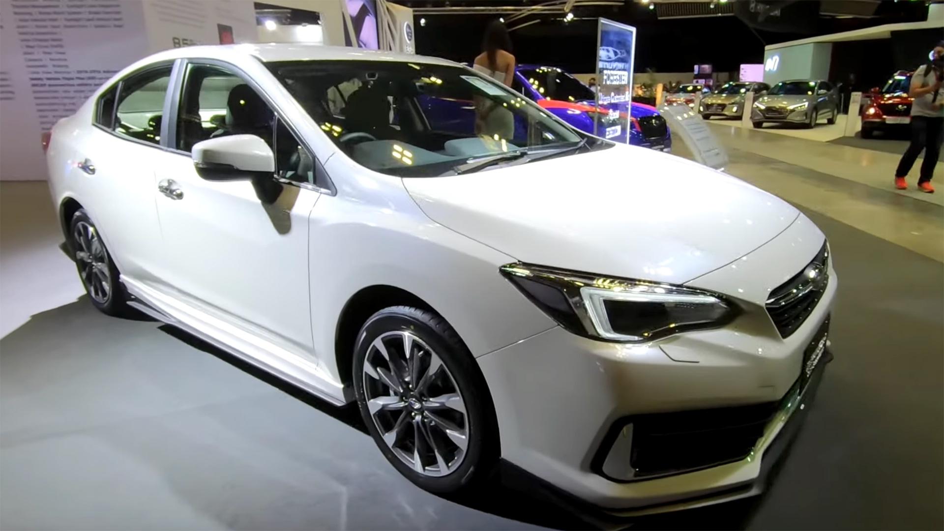 Đánh giá Subaru Impreza 2020: Đối thủ của Honda Civic 2020 và Mazda3 2020