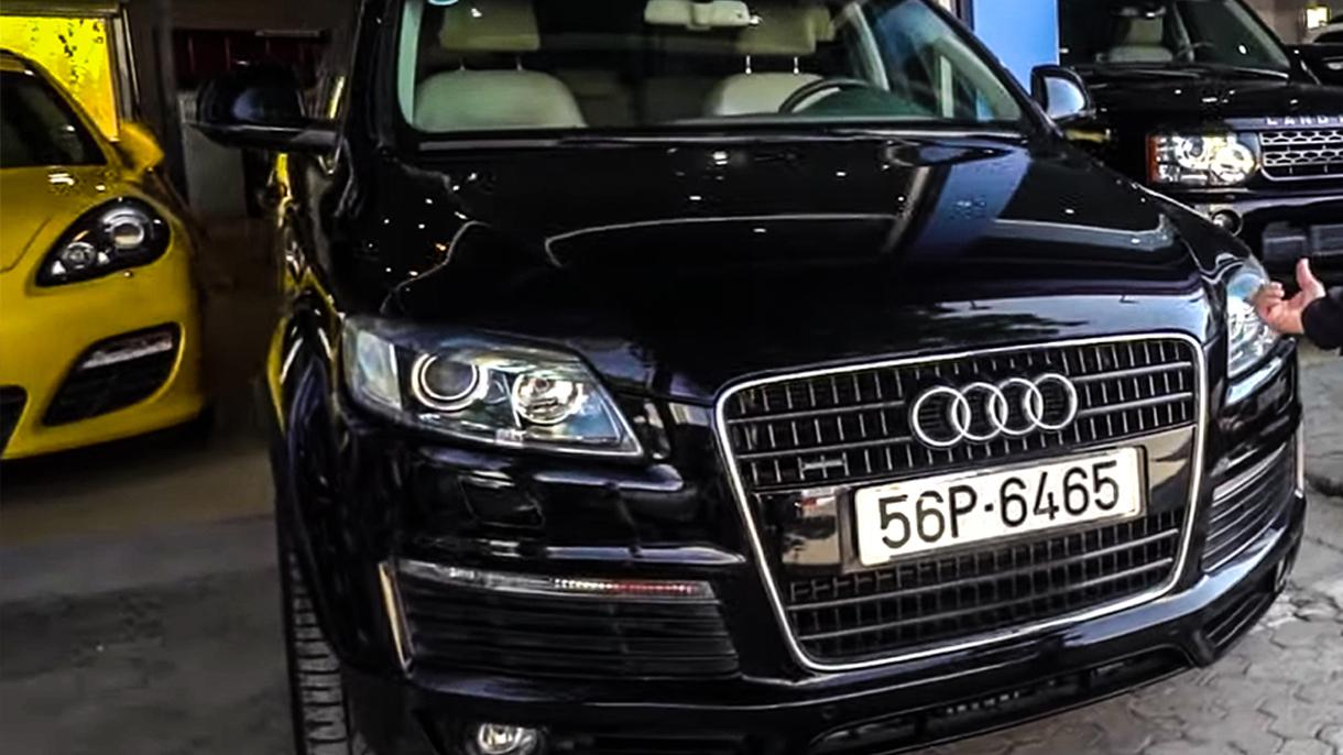Mua ô tô cũ - Mua xe Đức BMW, Land Rover, Porsche, Audi giá 700 - 800 triệu