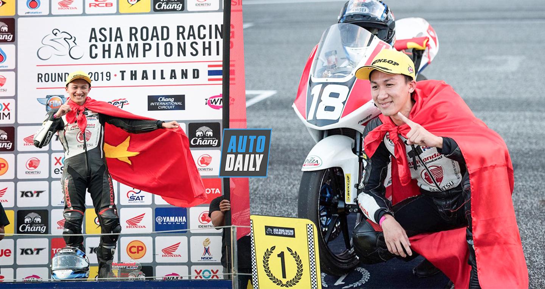 Honda Racing Vietnam - Những thành tích đáng nhớ 2019 và Mục tiêu tiến xa 2020