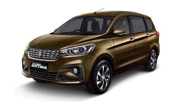 Suzuki Ertiga 2020 được nâng cấp đáng kể, sắp về Việt Nam