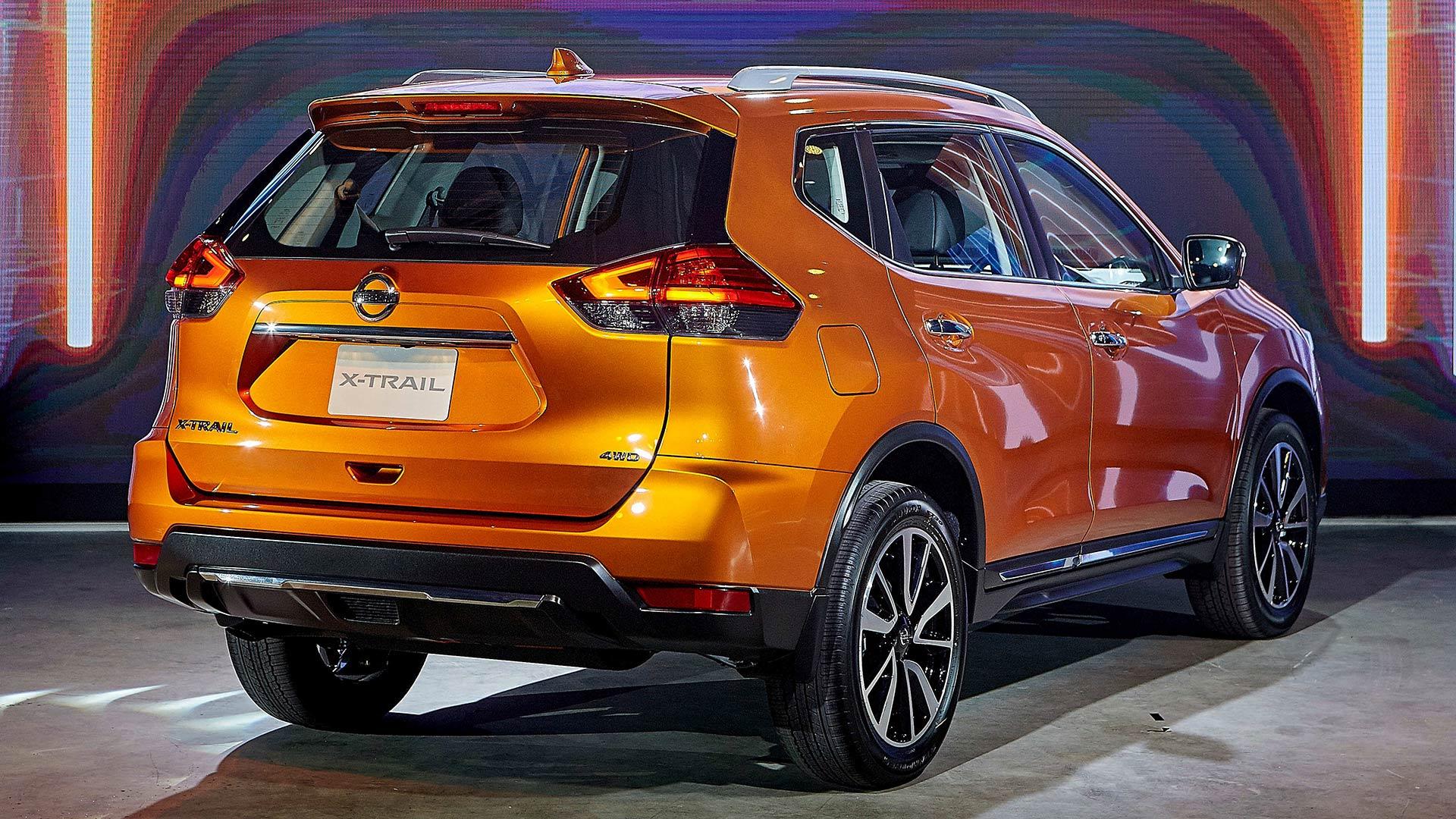 Nissan Xtrail 2020 đẹp thế này có cạnh tranh được Honda CRV, Mazda CX5