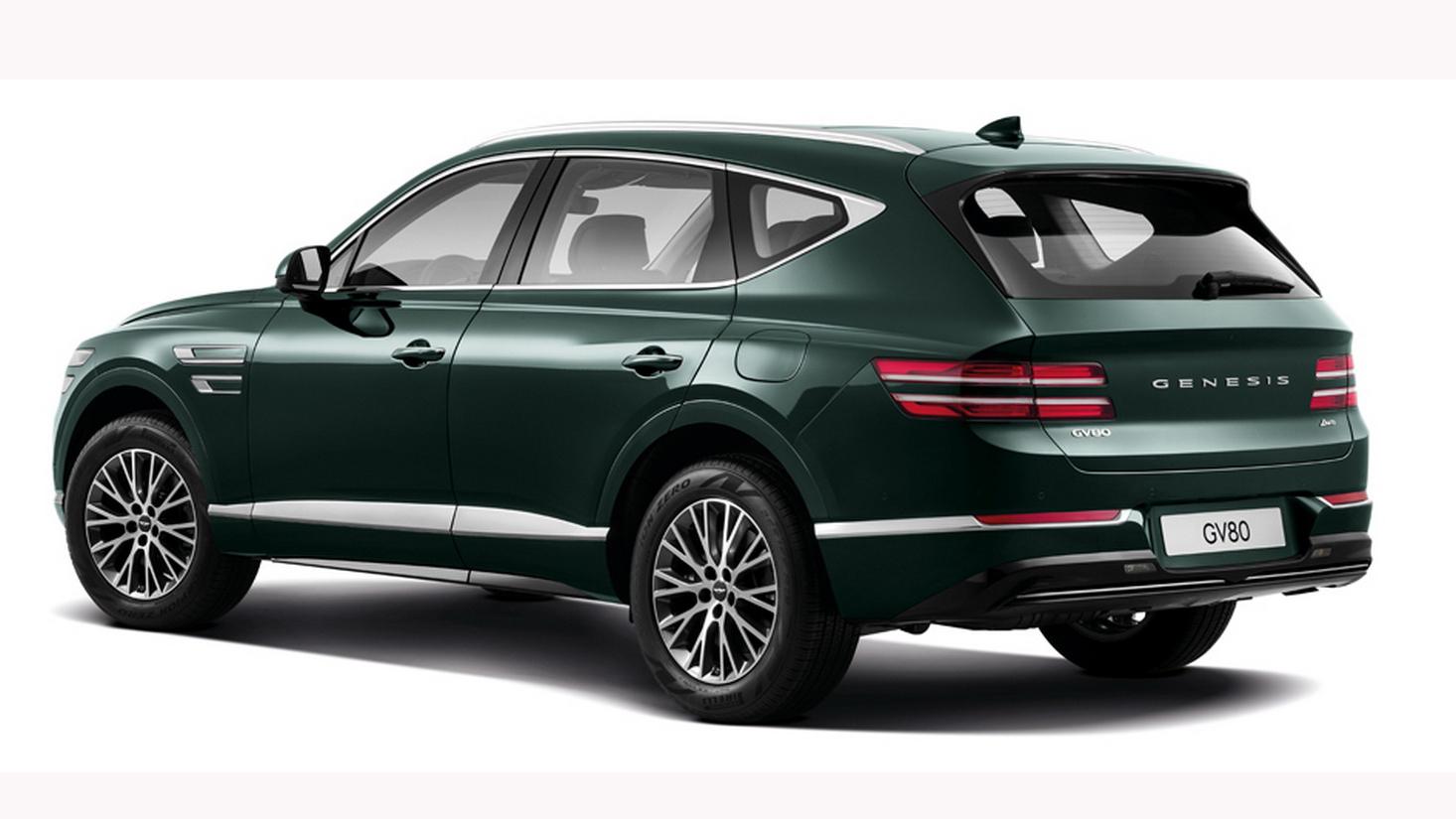 Genesis sắp ra mắt mẫu SUV thứ ba mới, cạnh tranh BMW X7?