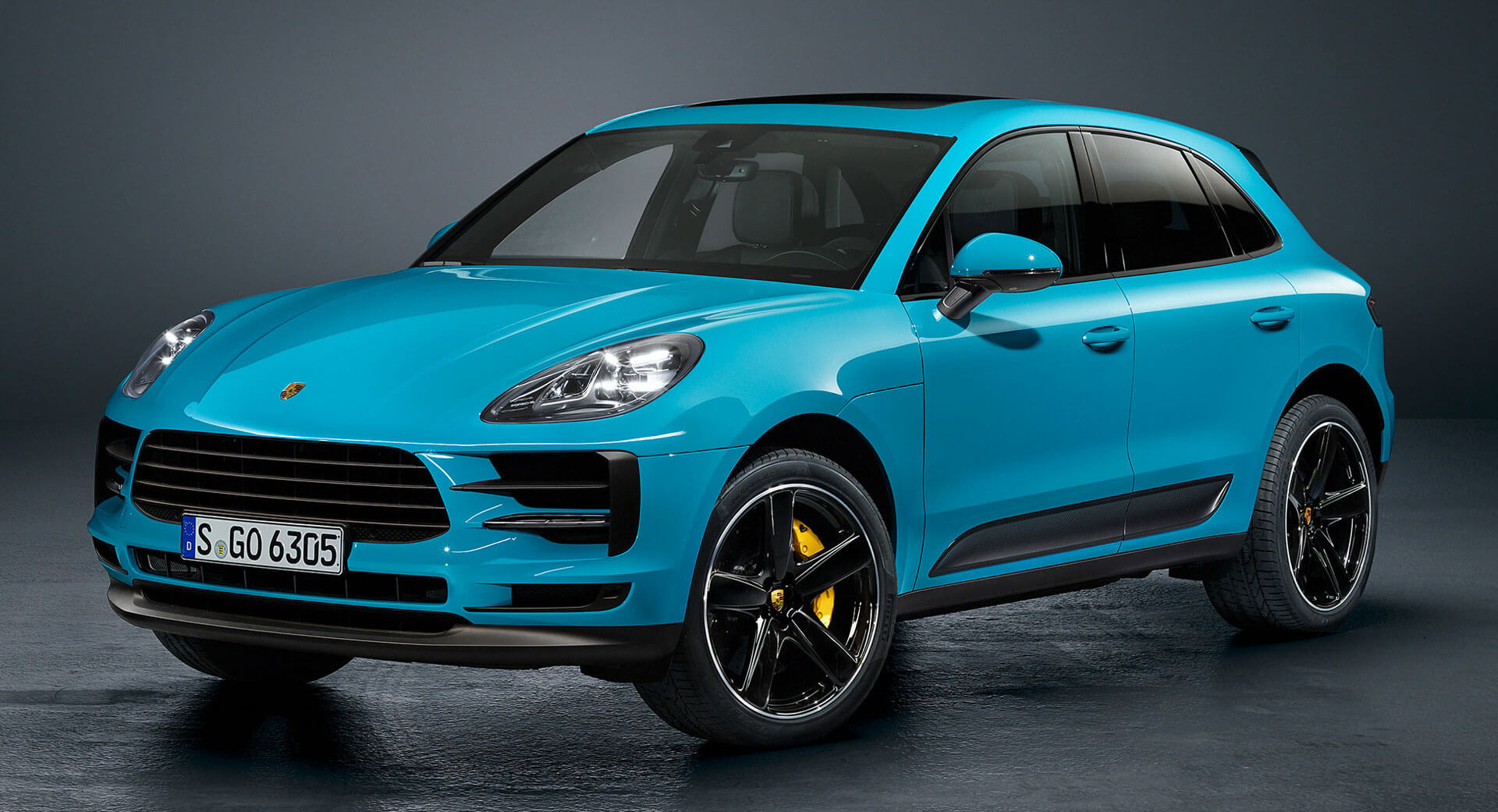 Porsche đạt doanh số kỷ lục nhờ mẫu SUV Macan