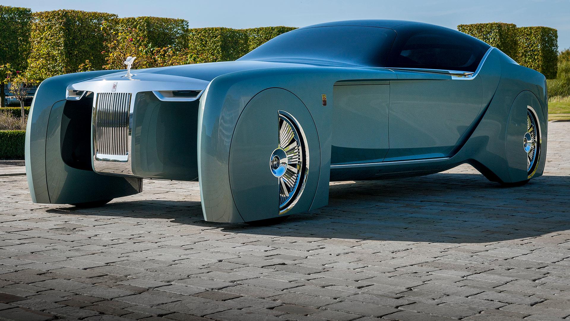 Vì sao xe Rolls Royce đắt đỏ bậc nhất thế giới?