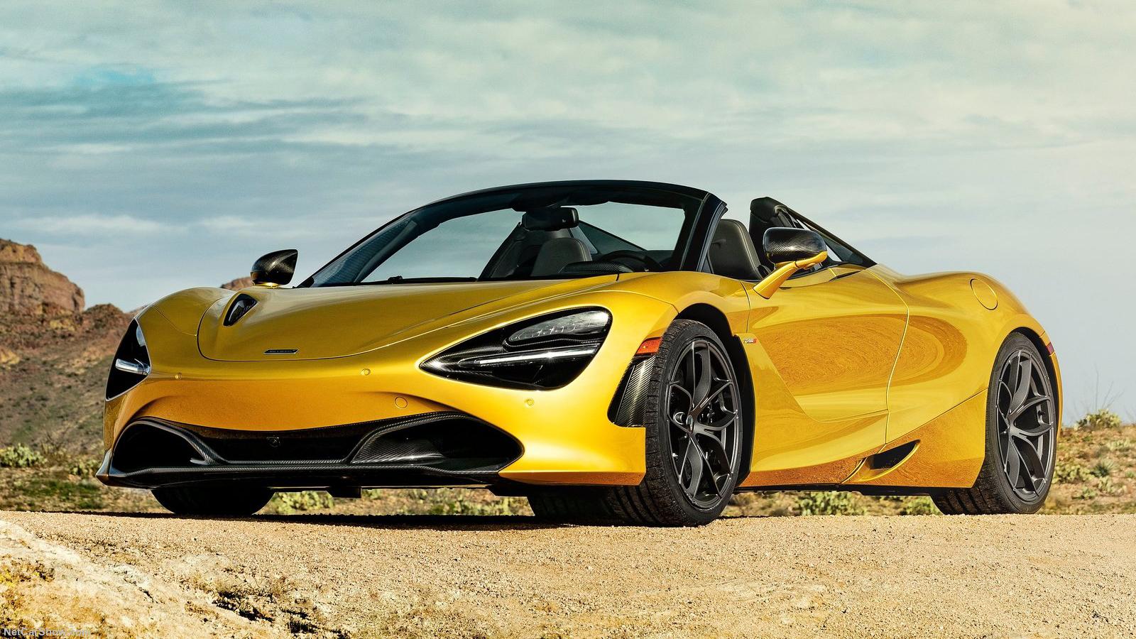 Siêu xe McLaren 720S Spider 27 tỷ và 5 điều đặc biệt