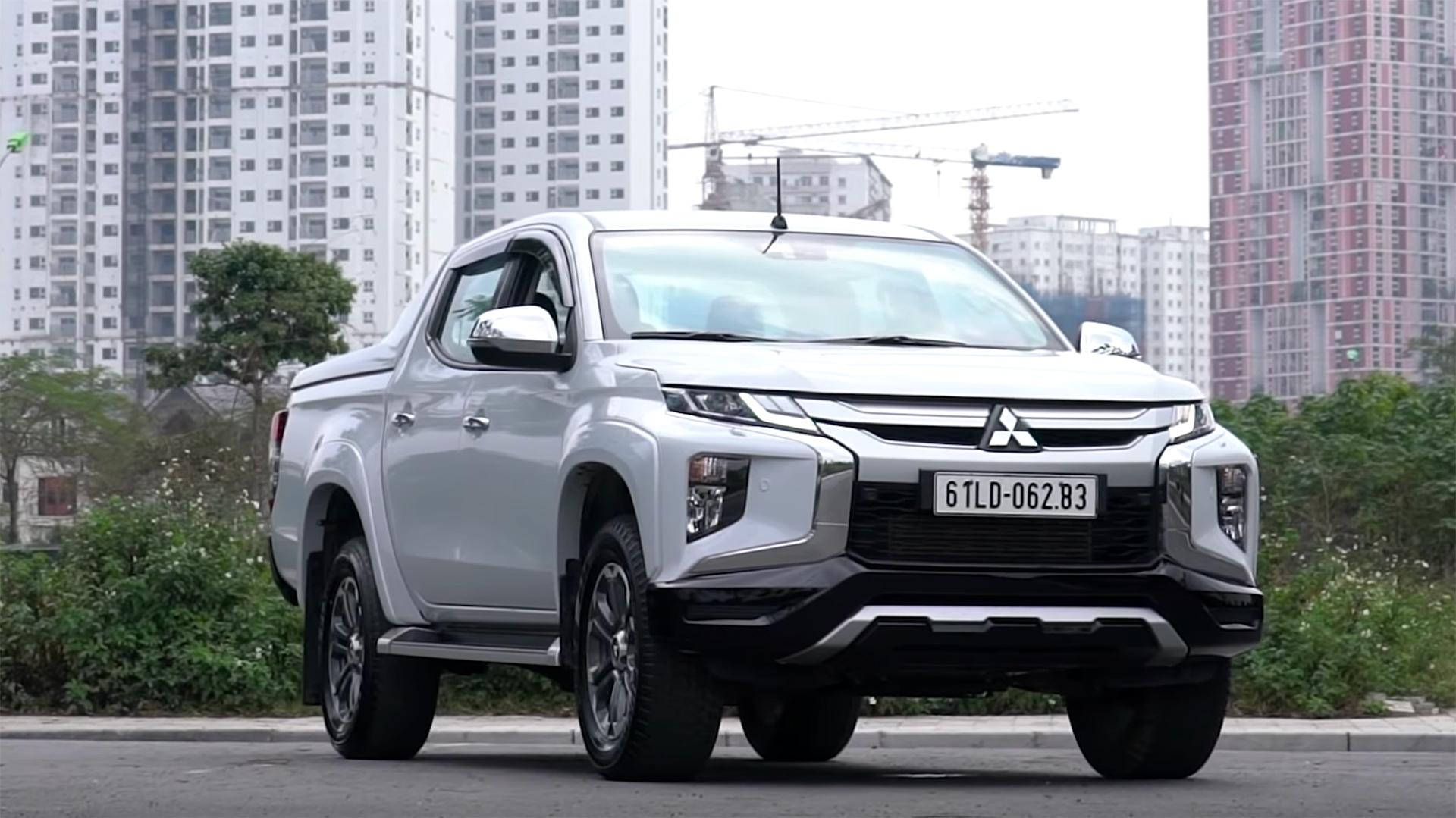 Mitsubishi Triton 2020 mới - Vì sao bạn nên mua một chiếc xe bán tải?