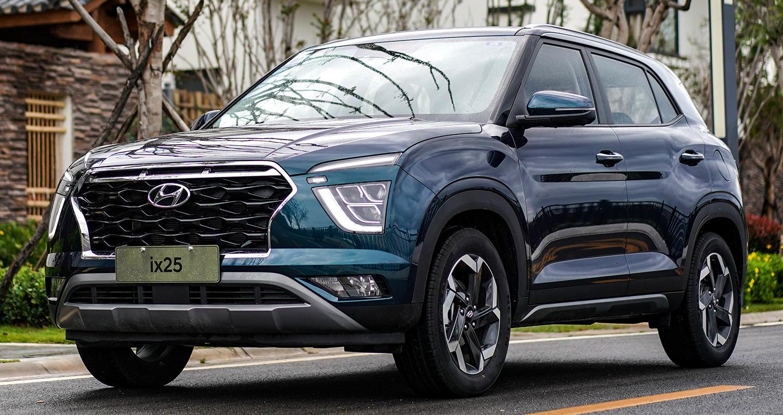 Hyundai Creta hoàn toàn mới sắp ra mắt, đấu Kia Seltos