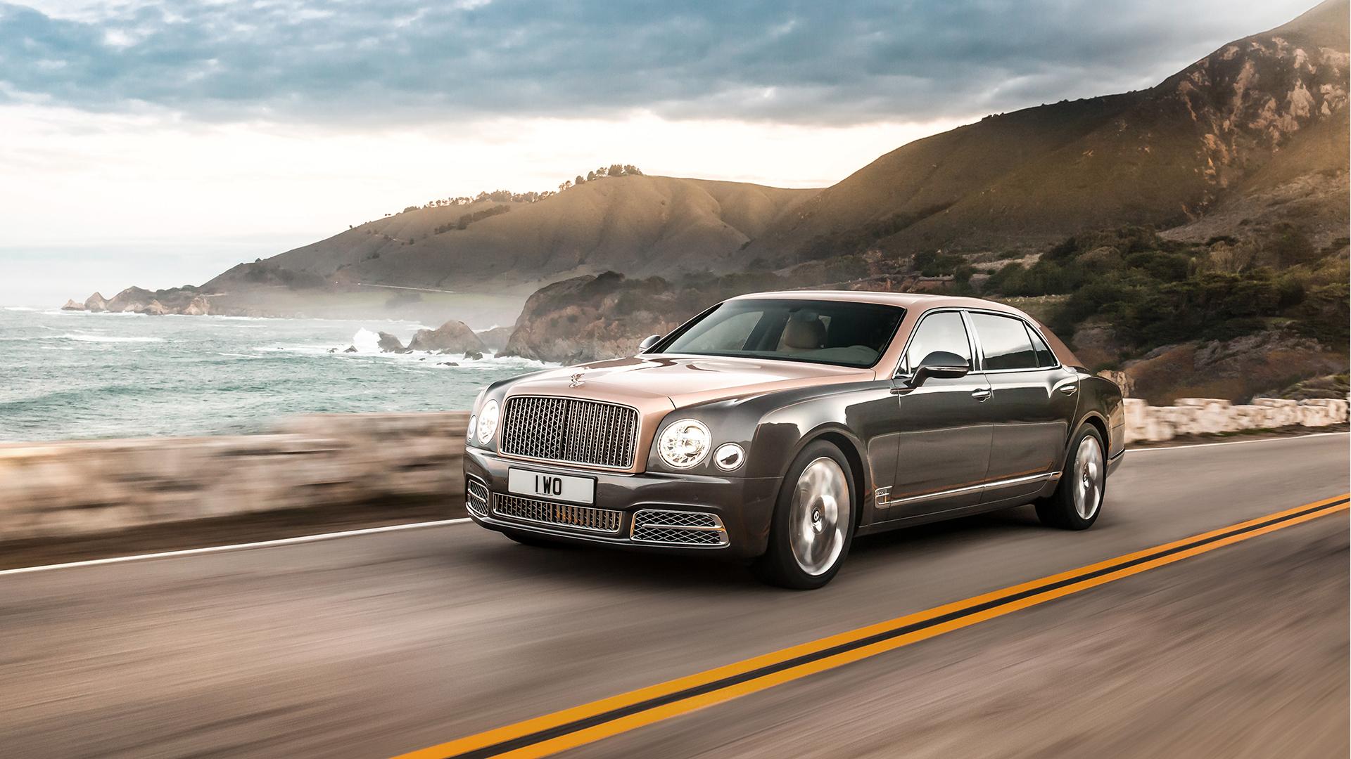 7 điều ĐẶC BIỆT trên xe siêu sang Bentley Mulsanne