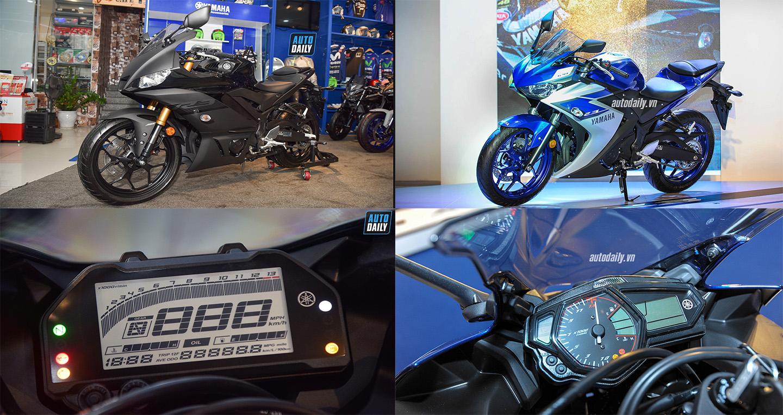 Yamaha YZF-R3 2020 rẻ hơn nhưng 'chất' hơn đời cũ