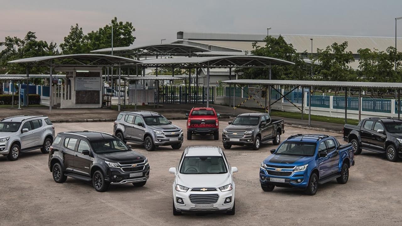 GM rút khỏi Thái Lan, tương lai nào cho Chevrolet tại Việt Nam?