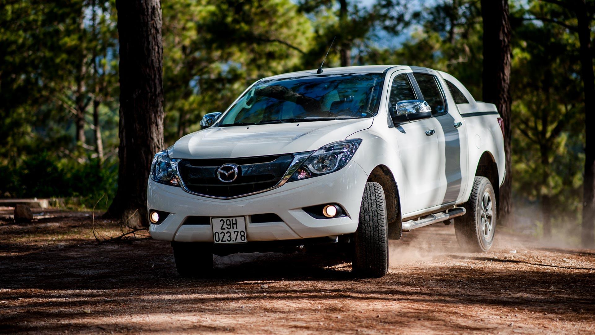 Mazda BT-50 – Mẫu bán tải có giá bán tốt nhất phân khúc